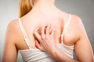 肌荒れの代表的な症状として挙げられるのが、乾燥