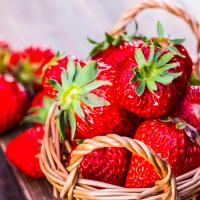 美味しく食べてシミ&エイジングケア!イチゴの賢い食べ方