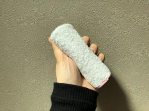 「ホットタオル」を使用した美容方法