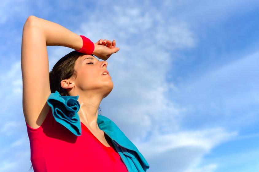「汗あれ」危険度をチェック!皮膚科医が教える、汗あれ対策