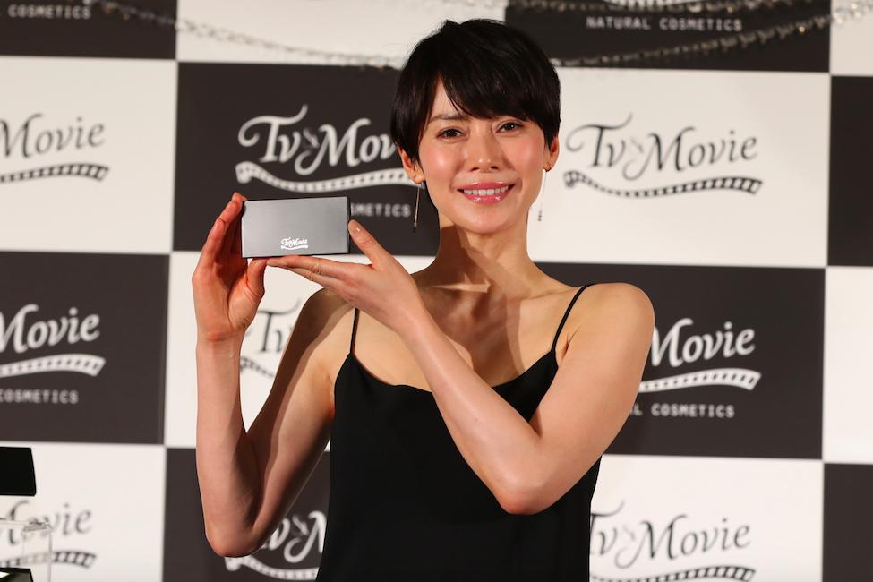 女優・中谷美紀さんに近づける!?プロがメイクを解説