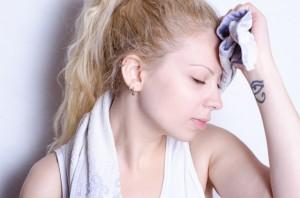 汗や皮脂のとりすぎは、かえって顔汗の原因に