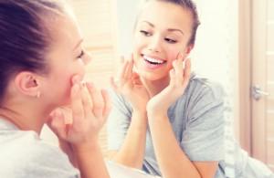収れん化粧水をプラスして顔汗をブロック