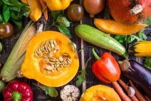 紫外線対策にはカラフルな野菜を摂ろう