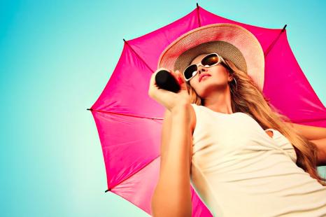 遮光力orデザイン性?おすすめの「日傘」がわかるテスト
