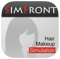 イメチェンの前に!自分に似合うヘアスタイルを知る方法3つ ヘアスタイルアプリを使う ヘアスタイル シミュレーション/SimFront