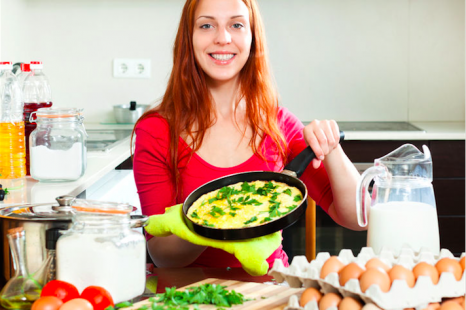 「昼エッグ」で食べ過ぎ防止!ダイエットに◎な卵レシピ3つ