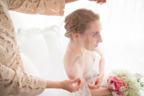 横顔たるみに注意!「アラフォー花嫁の必須ケア」3つ