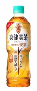 水分補給しながらダイエット!「体脂肪を減らす飲み物」5選 爽健美茶 健康素材の麦茶/日本コカ・コーラ