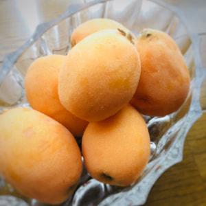 「あんず」はフルーツの中でも「カロテン」が多いのが特徴で、果物の中ではトップクラスに入ります。(あんずのカロテン当量1500μg/100g中)