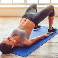 40•50代からすべき骨盤底筋トレ で下腹凹ませ&尿漏れ予防