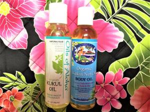 日本でもさまざまな美容オイルが流行っていますが、今回筆者がおすすめするのは、ハワイの「ククイナッツオイル」です。ハワイに留学していた時にハワイのローカル(現地の人)に教わり、10年以上愛用しています。