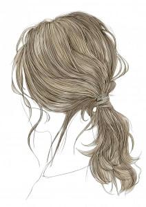 おすすめの「白髪が目立たないヘアアレンジ」