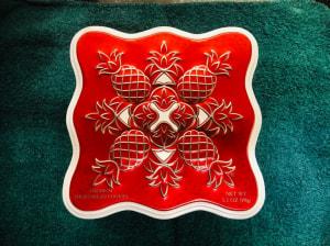 ハワイ土産の定番といえば、「Honolulu Cookie Company」ですね。