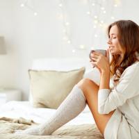 リラックスして快眠モードに!自分と向き合う寝る前習慣4つ