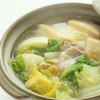 食材選びでお鍋が「薬膳料理」に!体調別おすすめの鍋の具材