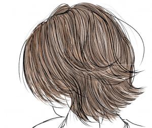シャツに合うおすすめヘアアレンジ法