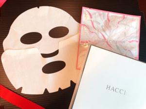 シートマスク/HACCI 1912