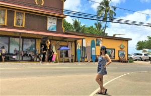 ハワイで歩きスマホは要注意