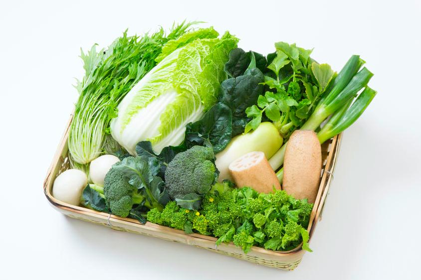 意外と知らない!「身体を冷やす冬野菜」2つ