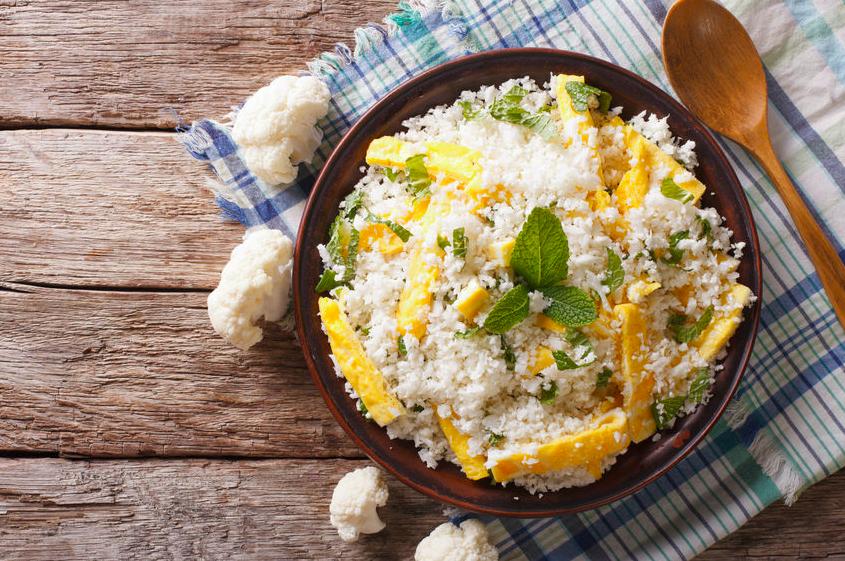 白米より美味!?低糖質&低カロリーの「ベジライス」レシピ