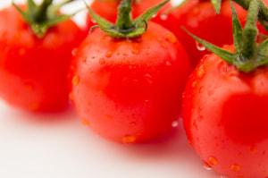 トマトは、まさに美容の食べ物