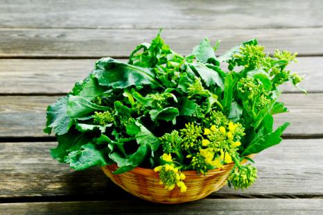 春の肌不調を救う!?ほろ苦がクセになる「菜の花のレシピ」