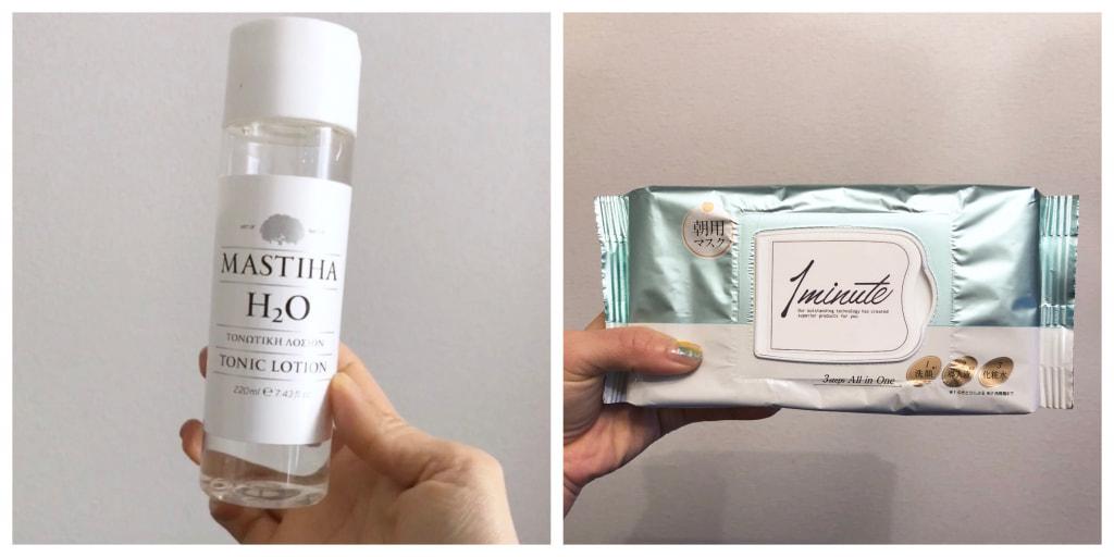 浸透率を高める!つるんと肌に導く「拭きとり化粧水」2選