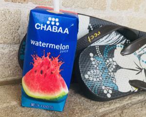 ウォーターメロンジュース/チャバ