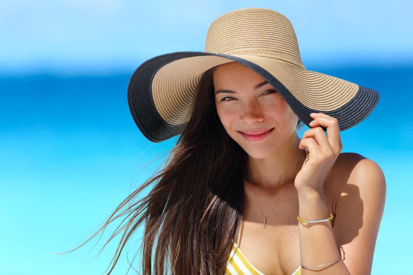 光老化を防止!「日焼け止め」の効果が最大限になる塗り方
