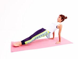 「背中&二の腕引き締めエクササイズ」のやり方