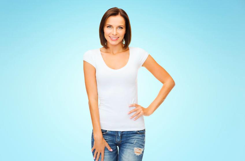 40代体型がキレイに見える!大人女性の「Tシャツブランド」
