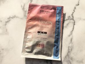 アミノモイスト うるうる美白ミルクマスク/ミノン