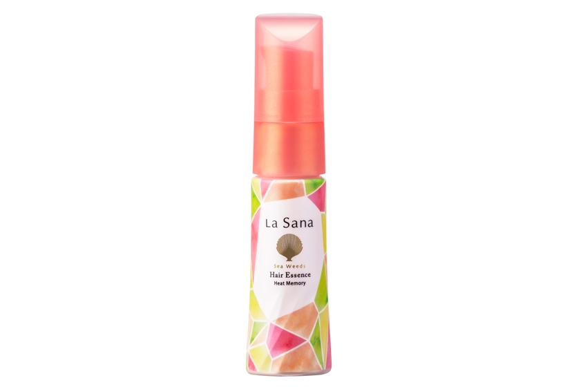 「ラサーナ 海藻 ヘア エッセンス ヒートメモリー ピンクグレープフルーツの香り」