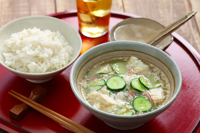 梅雨バテ対策に◎腸活におすすめの「冷や汁」レシピ