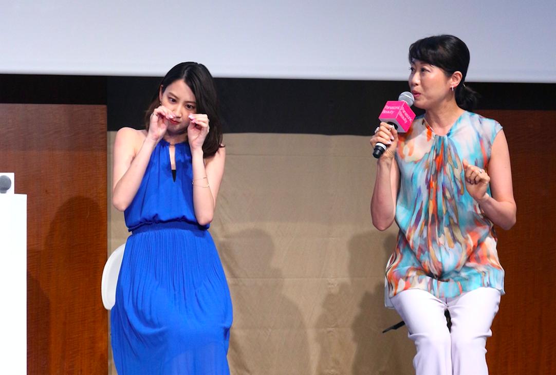 河北麻友子さん×田村マナさんのスペシャルトークセッション