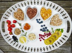 自分に必要な栄養素の量は、1食どのくらい必要?