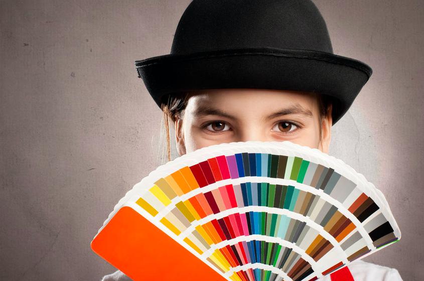 疲れに効くカラーって?大人に癒しを与える「色選びの法則」