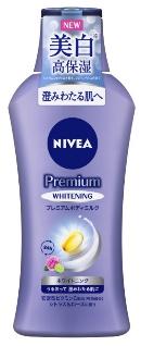 ニベア プレミアムボディミルク ホワイトニング【医薬部外品】