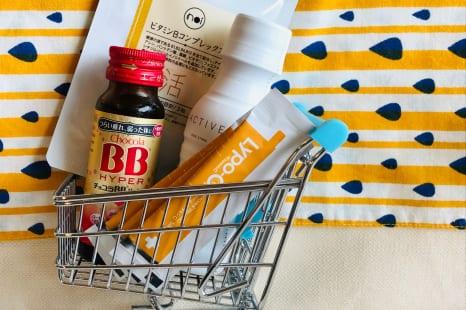 夏疲れにビタミンB&Cを!この時期に投入したい上質サプリ