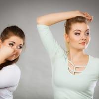 40代以降の汗は臭い!?体の部位別・臭い対策ケア&アイテム