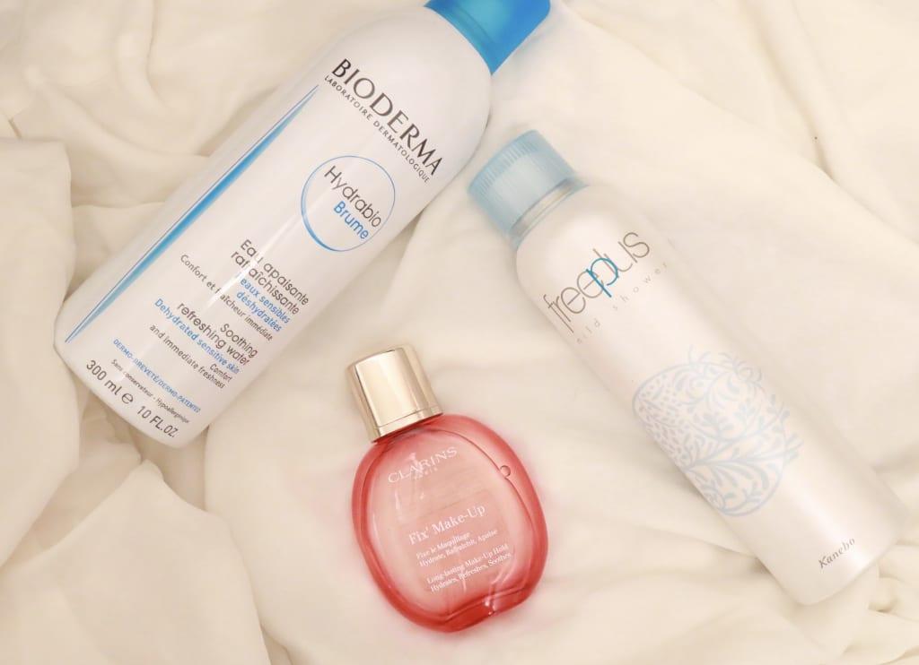 乾燥肌が化粧崩れを招く!夏の肌を潤すおすすめアイテム