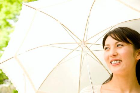 日傘を買うならコレ!晴雨兼用「遮光率100%の日傘」