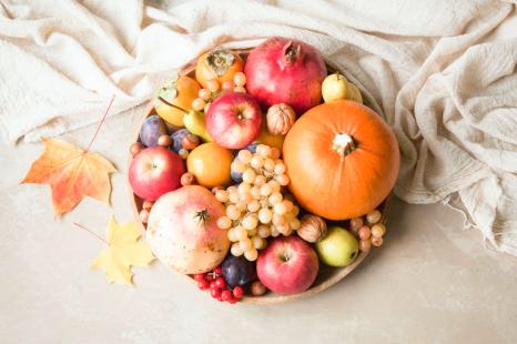 旬の果物でみずみずしい肌に!ビタミン豊富なスイーツレシピ