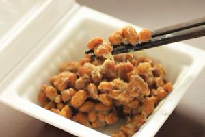 キレイをつくる!タンパク質食材3つ (3)腸内環境美化に!「納豆」