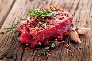 キレイをつくる!タンパク質食材3つ (2)ヘルシー!「脂身の無い肉」