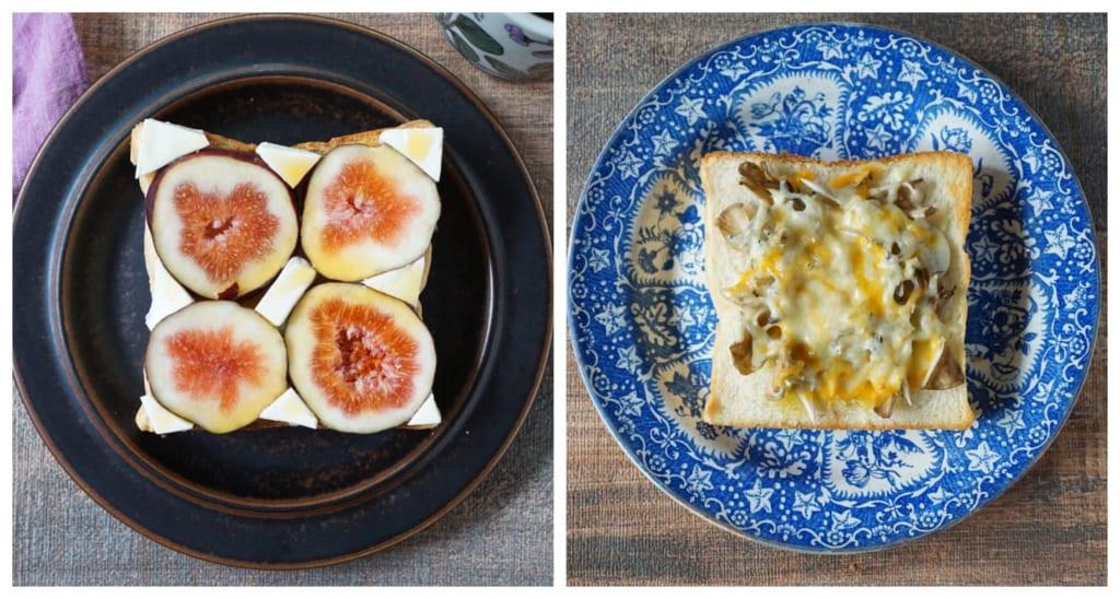 5分で朝ご飯完成!栄養補給もしっかりできるトーストレシピ