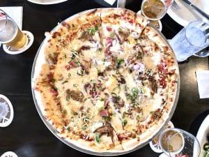 ユニークなサービス「Pizza Monday」