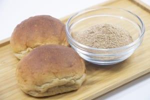 腸活サポートになるパン3種 (3)ふすまパン
