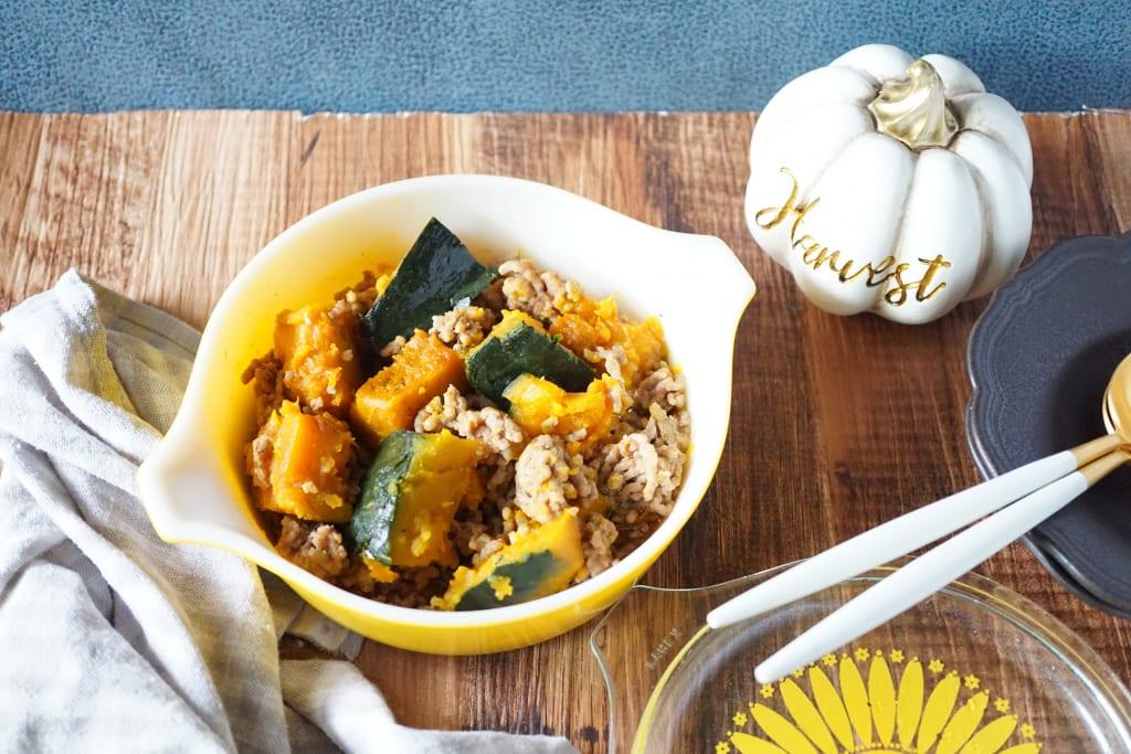 乾燥対策に毎日食べたい!レンジで簡単「カボチャのレシピ」